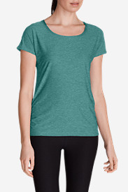 Women's Infinity Cap-Sleeve T-Shirt