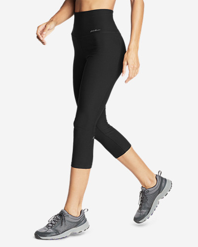 Women's Movement High Rise Capris by Eddie Bauer