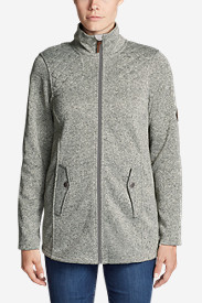 Women's Radiator Fleece Cirrus Jacket - Long
