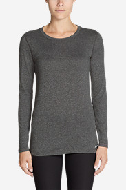 Women's Resolution Long-Sleeve Crew
