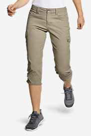 Nylon Capris Pants for Women: Women's Horizon Capris