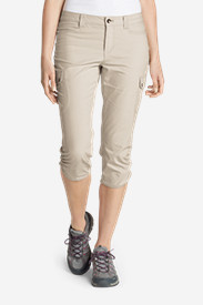 Water Resistant Pants for Women: Women's Horizon Capris