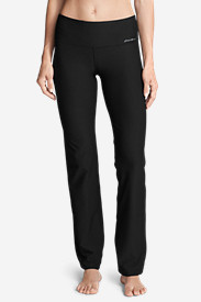 Straight Leg Plus Size Pants for Women: Women's Movement Stretch Pants