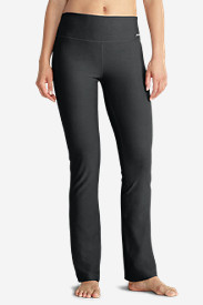 Gray Leggings for Women: Women's Movement Stretch Pants