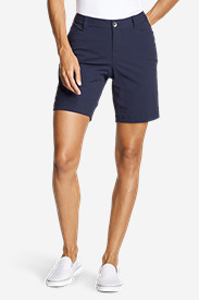Blue Petite Shorts for Women: Women's Horizon Shorts