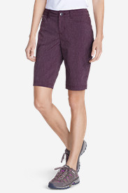 Red Shorts for Women: Women's Horizon Bermuda Shorts