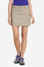 Cargo Skirts for Women: Women's Horizon Cargo Skort
