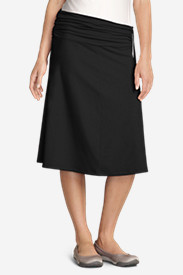 Spandex Skirts for Women: Women's Aster Convertible Dress to Skirt