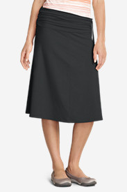 Plus Size Skirts for Women: Women's Aster Convertible Dress to Skirt