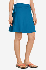 Women's Aster Convertible Skirt to Top - Solid