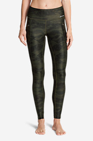 Women's Trail Tight Leggings - Printed