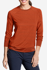 Women's Dyna Stripe Sweatshirt