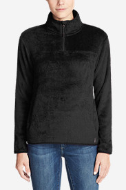 Women's Quest Fleece Plush 1/4-Zip