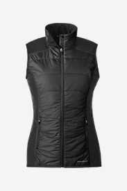 Hiking Vests: Women's IgniteLite Hybrid Vest