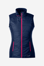 Blue Vests for Women: Women's IgniteLite Hybrid Vest