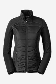 Insulated Jackets for Women: Women's IgniteLite Hybrid Jacket