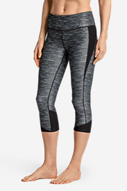 Women's Movement Capris - Blocked
