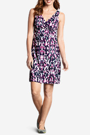 A-Line Dresses for Women: Women's Aster Dress - Pattern