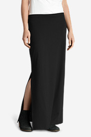 Women's Aster Maxi Skirt - Solid