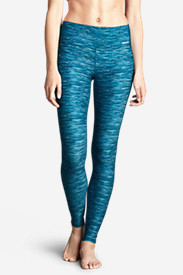 Women's Movement Leggings - Space Dye