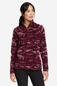 Women's Quest 1/4-Zip - Printed