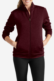 Red Jackets: Women's Radiator Full-Zip Jacket
