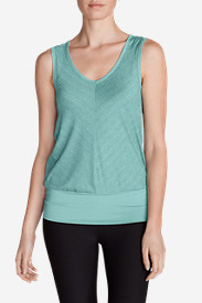 Women's Infinity V-Neck Tank Top