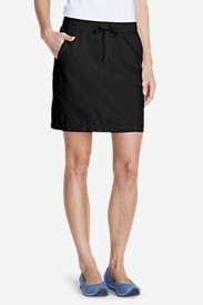 Spandex Skirts for Women: Women's Horizon Pull-On Skort - Solid