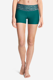Women's Movement Shorts - Pieced
