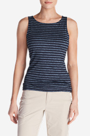 Women's Aster Tank Top - Stripe