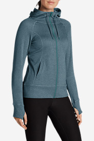 Insulated Jackets: Women's Big Climb Hoodie
