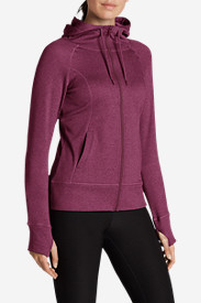 Red Jackets for Women: Women's Big Climb Hoodie