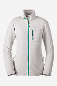 Zip Up Jackets for Women: Women's Cloud Layer Pro Full-Zip Jacket