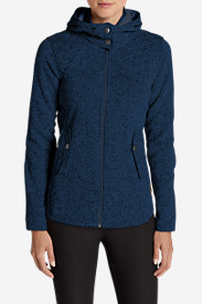Blue Petite Outerwear for Women: Women's Radiator Cirrus Jacket