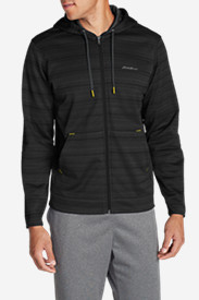 Water Resistant Jackets for Men: Men's Daylight Full-Zip Hoodie