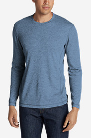 Men's Traveler Long-Sleeve Crew