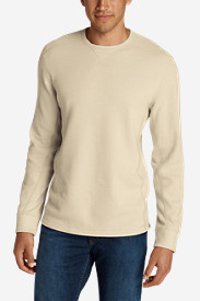Big & Tall Shirts for Men: Men's Eddie's Favorite Thermal Crew Shirt