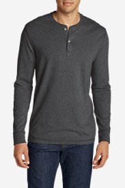 Men's Legend Wash Henley Shirt