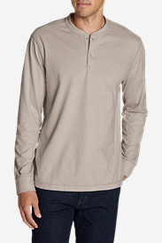 Big & Tall Shirts for Men: Men's Legend Wash Henley Shirt