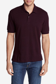 Men's Field Short-Sleeve Polo Shirt