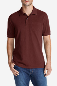 Men's Field Short-Sleeve Pocket Polo Shirt
