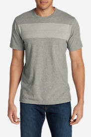 Men's Legend Wash Short-Sleeve T-Shirt - Stripe