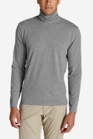 Christmas T-Shirts for Men: Men's Lookout Turtleneck
