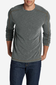 Long Sleeve T-Shirts for Men: Men's Contour Performance Crew