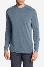Men's Contour Long-Sleeve Crew