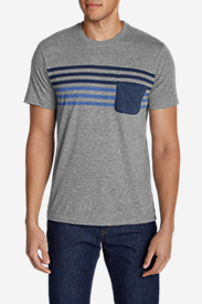 Men's River Run Pocket T-Shirt