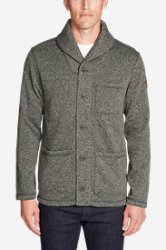 Men's Radiator Fleece Shawl Cardigan