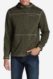 Green Jackets for Men: Men's Radiator Full-Zip Hoodie