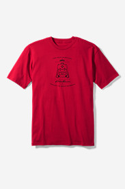 Men's Graphic T-Shirt - Adventure Awaits