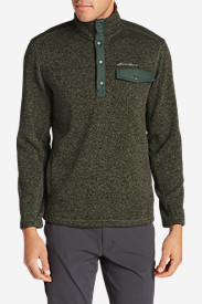 New Fall Arrivals: Men's Radiator Snap Mock Neck